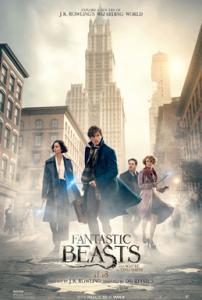 Fanstastic Beasts Poster